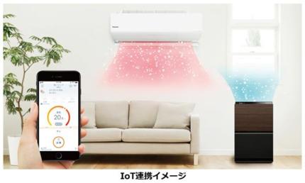 パナソニック、IoT連携を可能としたルームエアコン「エオリア」と加湿空気清浄機の新製品を発売