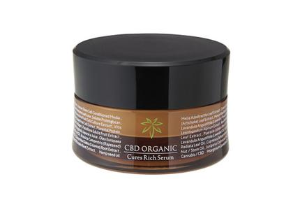 cerisebete、「CBD ORGANIC」から高機能美容クリーム「キュアスリッチセラム」を発売
