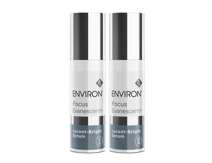 プロティア・ジャパン、「エンビロン」から美容液「ルーセントブライトセラムI&II ミニ」を数量限定発売