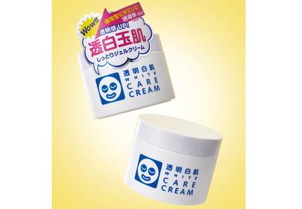 石澤研究所、「透明白肌」から速攻型ビタミンC誘導体配合のしっとりジェルクリーム「ホワイトケアクリーム」を発売
