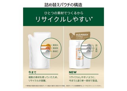 P&G、ヘアケアブランド「パンテーン」から「詰め替えECOPOUCH(エコパウチ)」と「アルミボトル」の商品を発売