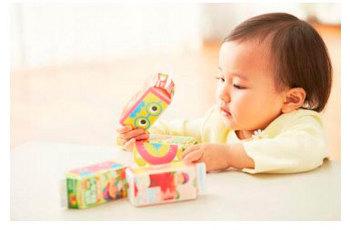 江崎グリコ、絵あわせあそびができるイラストの新パッケージ「幼児のみもの」シリーズを発売