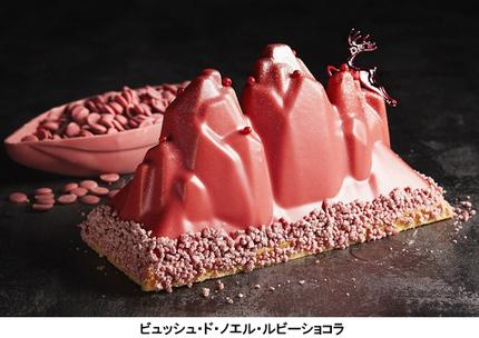 ANAインターコンチネンタルホテル東京、「ピエール・ガニェール パン・エ・ガトー」でクリスマスケーキなどの予約受付を開始