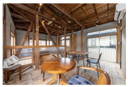 ジェクトワン、世田谷区代田の築46年の空き家を曜日がわりのシェアカフェにリノベーションした「ナワシロスタンド」をオープン
