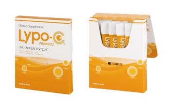 SPIC、国産初のリポソーム型ビタミンCサプリメント「Lypo-C[リポカプセル]ビタミンC」の11包入りと90包入りを発売
