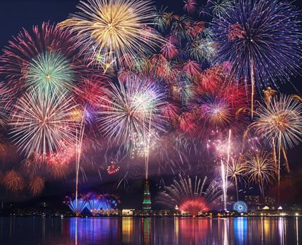 ハウステンボス、夏のスペシャル大花火&九州一花火大会を開催、防疫対策で安心・安全に楽しめる花火大会に