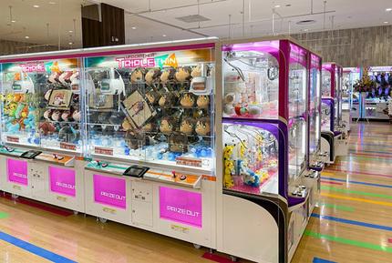 タイトー、茨城県下妻市に「タイトーFステーション イオンモール下妻店」をオープン