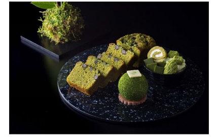 ホテル椿山荘東京、6種類の宇治茶の茶葉を使用した「Premium 宇治茶アフタヌーンティー」を開始
