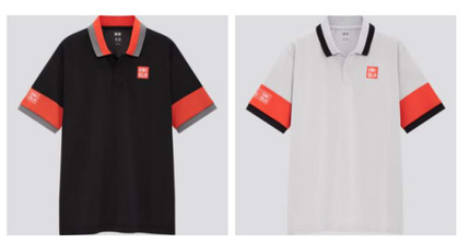 ユニクロ、錦織 圭選手が「全豪オープンテニス 2021」で着用するゲームウエアのレプリカを発売